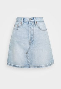 Levi's® - DECON ICONIC SKIRT - A-line skjørt - check ya later - 3
