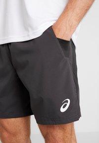 ASICS - TENNIS SHORT - Sports shorts - graphite grey - 5