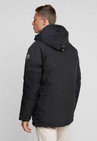 Schott - ARKTICA - Winter coat - black - 3