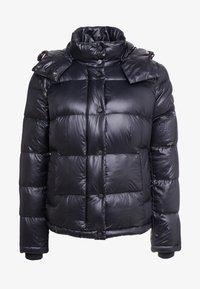 Peuterey - WATER REPELLENT BRYCE  - Down jacket - black - 4