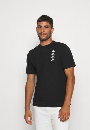 JORN - T-shirts print - caviar