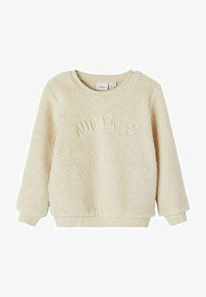 TEDDY - Sweater - whitecap gray