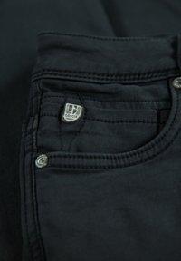 Garcia - Straight leg jeans - off black - 2