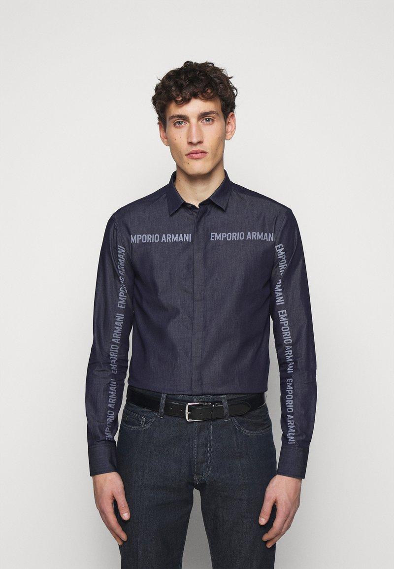 Emporio Armani - Shirt - blue