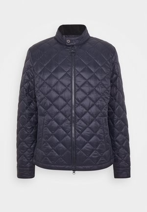 BIDDEL QUILT - Light jacket - navy