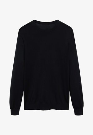 WILLY - Stickad tröja - schwarz