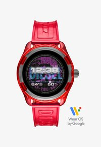 DieselON - FADELITE - Smartwatch - red - 0