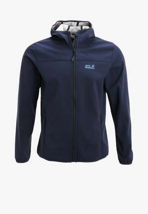 NORTHERN POINT - Soft shell jacket - night blue