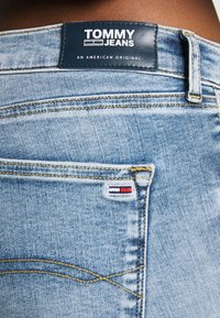 Tommy Jeans - NORA ANKLE ZIP - Jeans Skinny - light-blue denim - 3