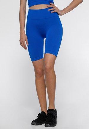 SHINY - Leggings - blue