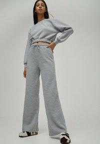 PULL&BEAR - Sweatshirt - grey - 5
