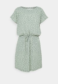 ONLY Petite - ONLMARIANA MYRINA LIFEDRESS - Day dress - chinois green/big karo dot - 0
