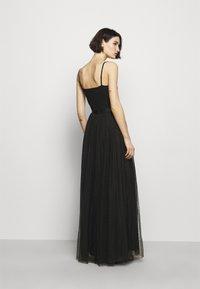 Needle & Thread - KISSES MAXI SKIRT EXCLUSIVE - Maxi skirt - black - 2