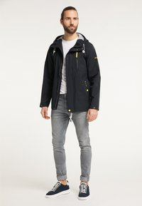 Schmuddelwedda - Waterproof jacket - schwarz - 1
