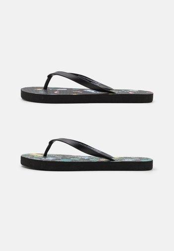 2 PACK - Pool shoes - navy blaze /phantom