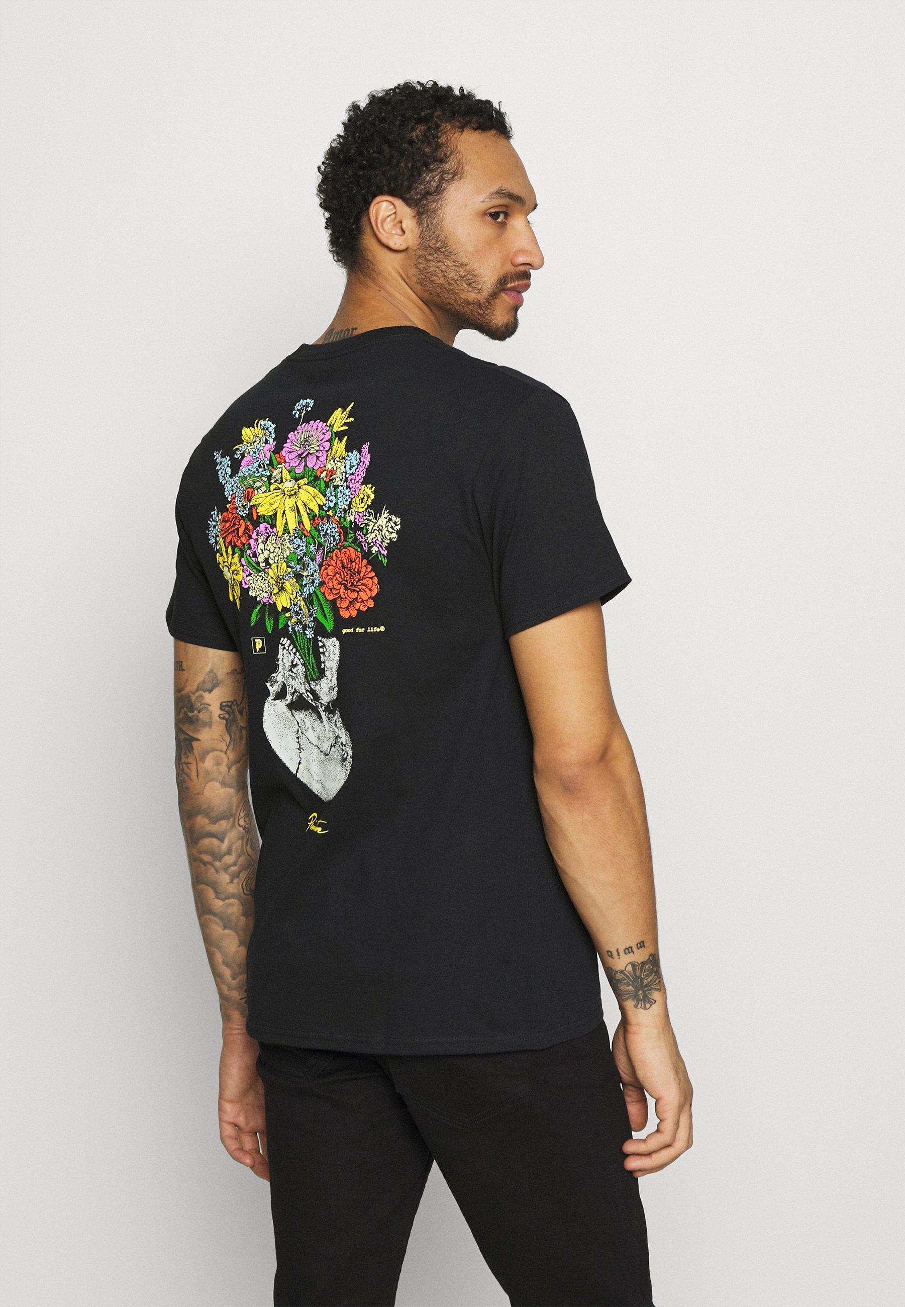 Men REVIVAL TEE - Print T-shirt