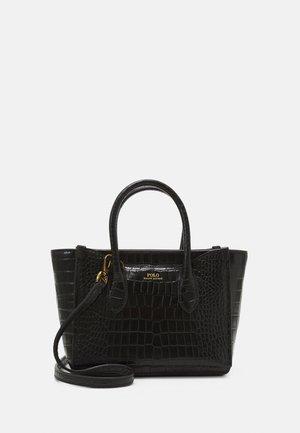 MINI SLOANE SATCHEL - Handbag - black