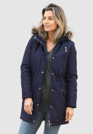 Winter jacket - marineblau