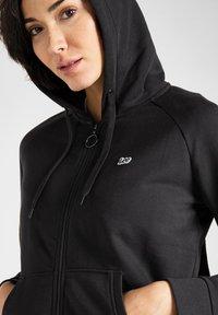 Lee - Zip-up sweatshirt - black - 3