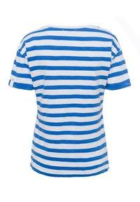 BRAX - STYLE CAMILLE - Print T-shirt - ocean - 1