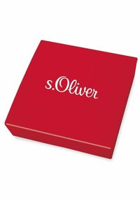 s.Oliver - STERNEN - Necklace - rot - 3