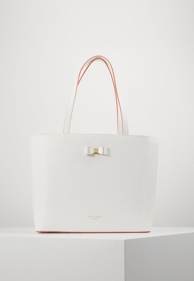 Ted Baker - DEANNAH SET - Handbag - ivory