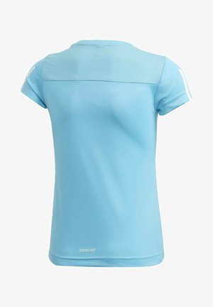 EQUIPMENT T-SHIRT - T-Shirt print - turquoise