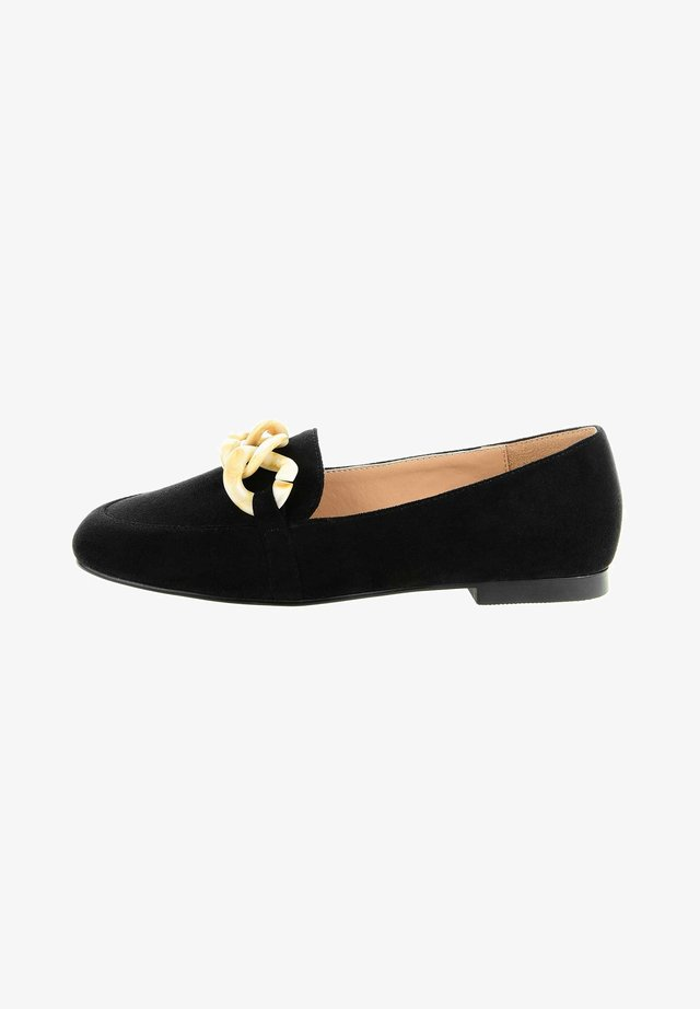 TURIANA  - Ballerinaskor - black