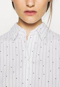 Seidensticker - Button-down blouse - white - 5