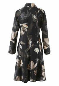 Alba Moda - Day dress - schwarz/creme-weiß - 5