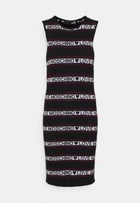 Love Moschino - Jumper dress - black - 4