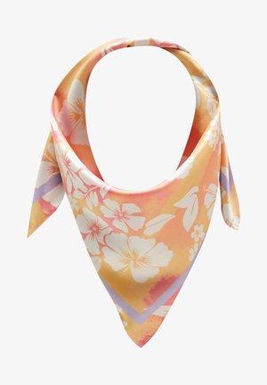Foulard - mottled light pink