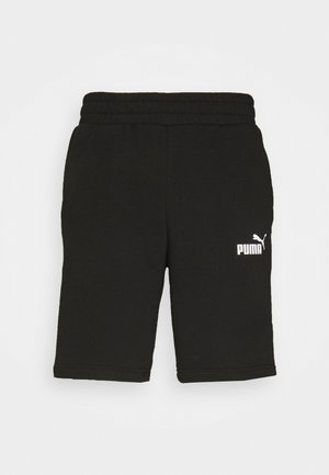 AMPLIFIED SHORTS - Pantalón corto de deporte - puma black