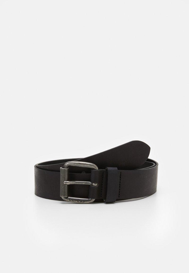 Replay - CRUST - Belt - black
