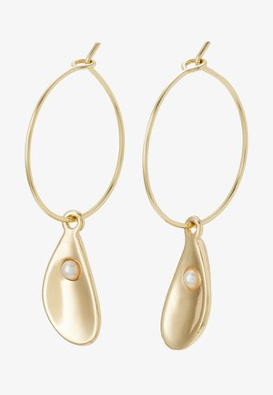 EARRINGS POSY - Earrings - gold-coloured