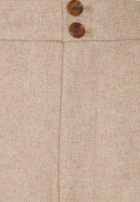 Six Ames - LEANDRA - Pantalon classique - beige melange - 2