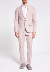 River Island - Blazer jacket - pink - 1