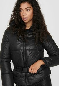 ONLY - Winter jacket - black - 3