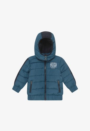 KIDS RETRO GAMING - Winter jacket - pacific