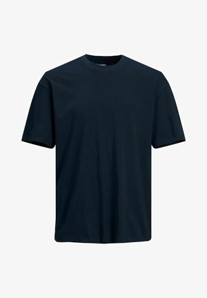 JORBRINK TEE CREW NECK - Basic T-shirt - navy blazer