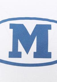 M Missoni - Print T-shirt - white - 7