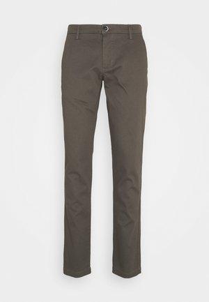 BARNEY - Chino kalhoty - green