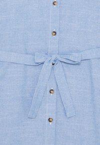 Grunt - CAMILLE DRESS - Shirt dress - light blue - 2