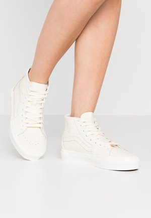 SK8 TAPERED - Sneakers alte - marshmallow/snow white