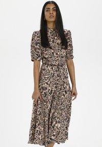 Karen by Simonsen - Maxi dress - java snake - 0