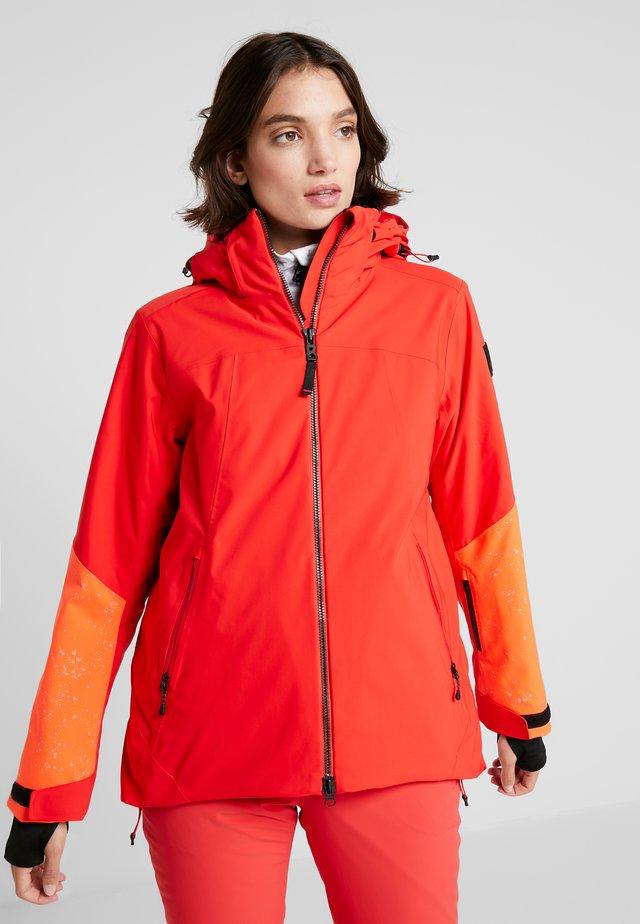 HANNA - Ski jacket - orange