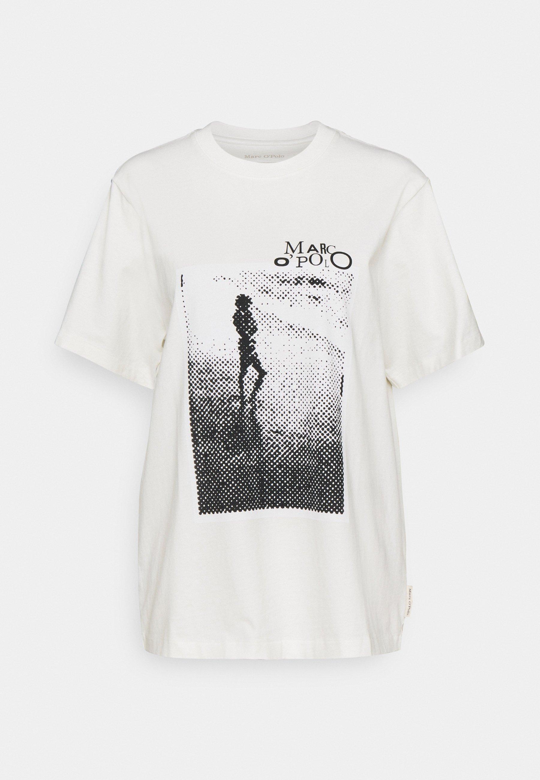 Damen ROUND NECK SHORT SLEEVE - T-Shirt print