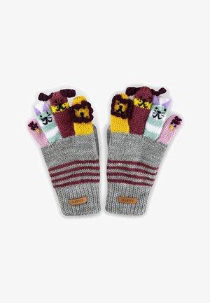 PUPPET - Gloves - multi coloured