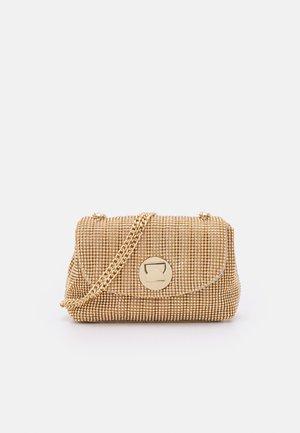 UMA CROSSBODY BAG - Across body bag - gold-coloured