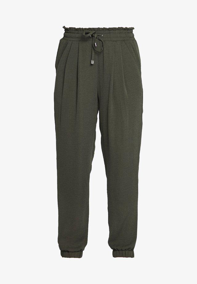 TEXTURE - Trousers - darkkhaki
